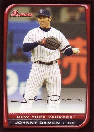 Trading Cards Baseball Bowman 2008 Mixed Lot of 20 Grab Bag