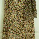 Ann Taylor Multi-Color Shift Dress, Size 6