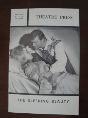 1964 Arizona Phoenix Little Theatre Souvenir Program, The Sleeping Beauty