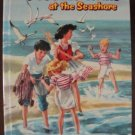 """The Bobbsey Twins at the Seashore"" by Laura Lee Hope, HC, 1954, Celluloid"