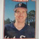 1989 Topps Rookie Baseball Card, Dave Gallagher, Chicago White Sox