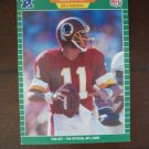 1989 NFL Pro Set Football Card, Mark Rypien, Redskins