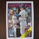 1988 Topps Baseball Card, Tim Crews, Dodgers