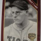 1994 Conlon First Card, Haskell Billings, Detroit Tigers