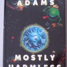 """Mostly Harmless"" by Douglas Adams, 1992, HC, DJ"