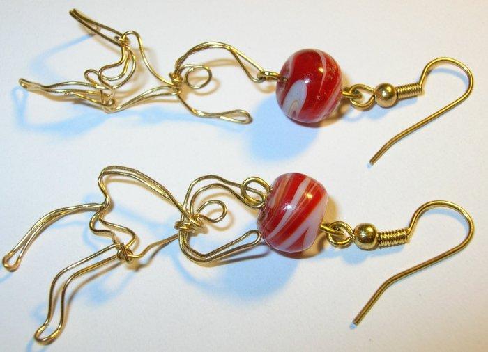 Dancing Ballerina earrings