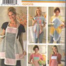 4360 Simplicity Fat Quarters Club-Aprons