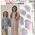 4277 McCalls Easy Endless Options-Childrens Sleepwear