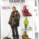 M4988 McCalls Fashion Acc.-Misses Outerwear & Pet Coats