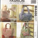M4400 McCalls Fashion Acc-Bags,Hat & Accessories
