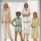 B4084 Butterick Misses/Petites Nightwear Pajamas