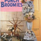 McCalls Crafts Porch Broomies Corn Broom Bunny