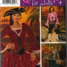 0509 Simplicity Costumes For Adults Misses 6-22