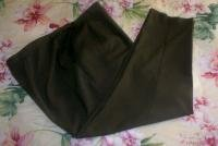 Womens Allison Daley Olive Green Pants-22W Tall