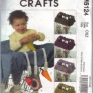 M5124 NcCall's Crafts Grocery Cart Liner & Toys