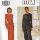 3371 Butterick Chetta B Misses Top,Skirt & Pants 8-24