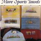 1993 Just Cross Stitch-More Sports Towels