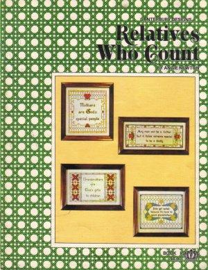 Canterbury Designs-Relatives Who Count