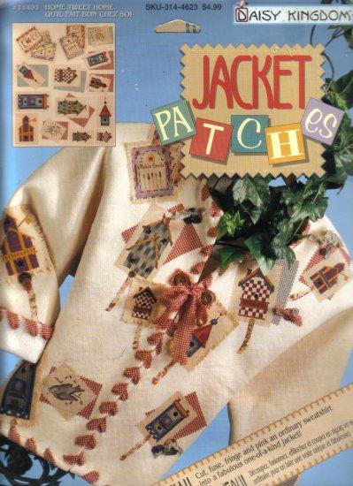 1996 Daisy Kingdon Jacket Patch-Home Tweet Home