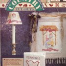 1995 Daisy Kingdom No-Sew Country Cut-Outs Joy-Peace-Love