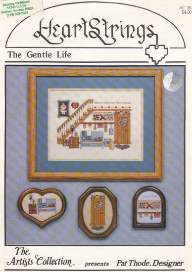 1988 The Artists Collection-Heartstrings-The Gentle Life