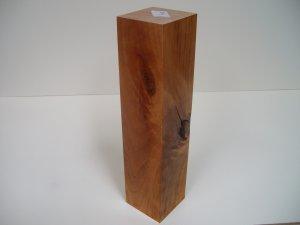 "Cherry Blank/Cherry Block/Turning Blank/Cherry Wood/ 12"" x 2 3/4"" x 2 3/4"" ( 305mm x 70mm x 70mm )"