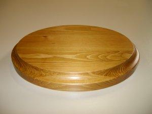 """Oval Base-Wood Base-Trophy Base-Pine Base- 8"""" x 6"""" x 15/16"""" (203mm x 150mm x 24mm )"""