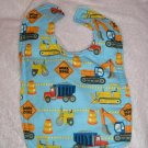 Baby Bib ~ Contruction