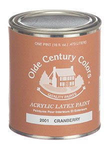 Olde Century Colors Acrylic Latex Paint Pint - 2027 Lantern Glow