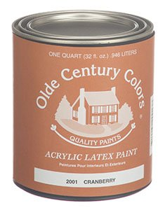 Candleberry Green 2028 Olde Century Colors Acrylic Latex Paint Quart