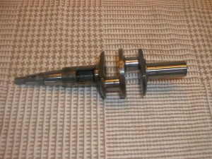 Bendix Eclipse outboard TMD Crank Shaft