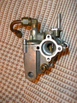 Mercury outboard Tillotson AJ-48A Carburetor