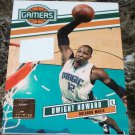 2010-11 Donruss gamers #5 Dwight Howard Jersey 56/299