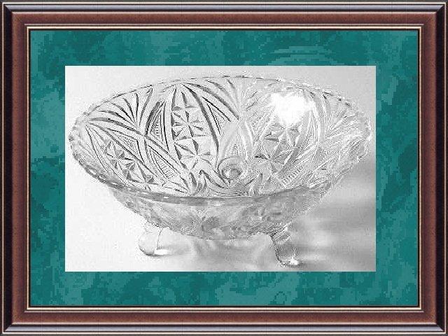 ANCHOR HOCKING-GLASS AHC26 BOWL