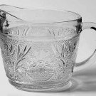 ANCHOR HOCKING CRYSTAL SANDWICH sandwich clear Creamer