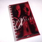 Journal Notebook Recycled Upcycled from X FILES MOVIE VIDEO Box Handmade in the USA #2010013