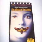 Journal Notebook Recycled Upcycled from SILENCE OF THE LAMBS MOVIE VIDEO Box #2010031