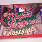 Journal Notebook Recycled Upcycled from MAJOR LEAGUE BASEBALL GAME COVER #2010051
