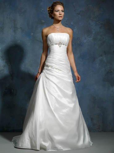 Cheap wedding dress SKU870004