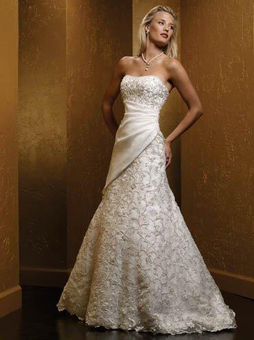 Wholesale wedding dress SKU870050