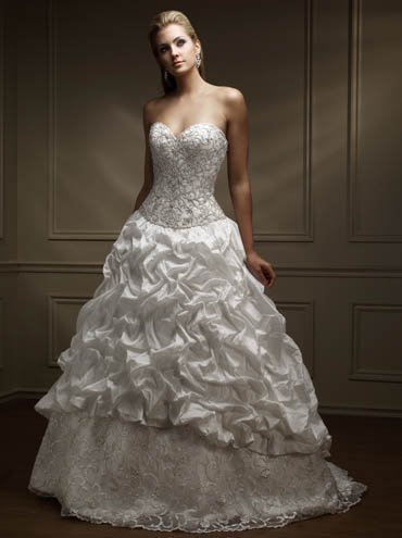 Cheap wedding dress SKU870080