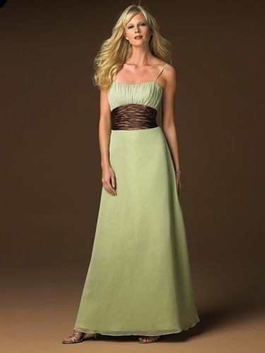 bridesmaid dress SKU420634