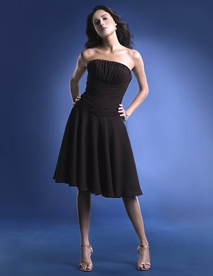 bridesmaid dress SKU410025