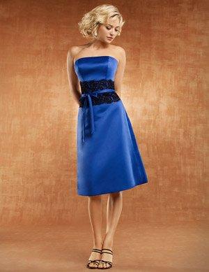 bridesmaid dress SKU410050
