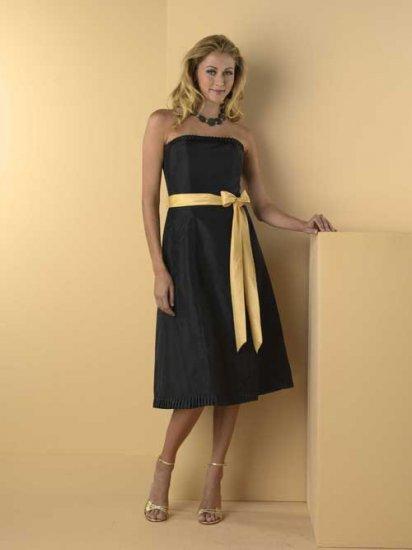 bridesmaid dress SKU410121