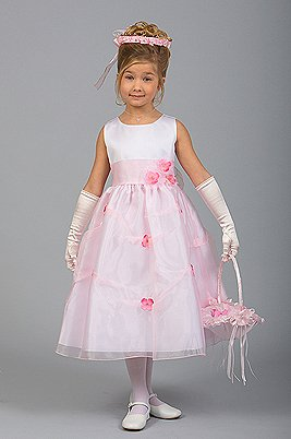 flower girl dress SKU510008