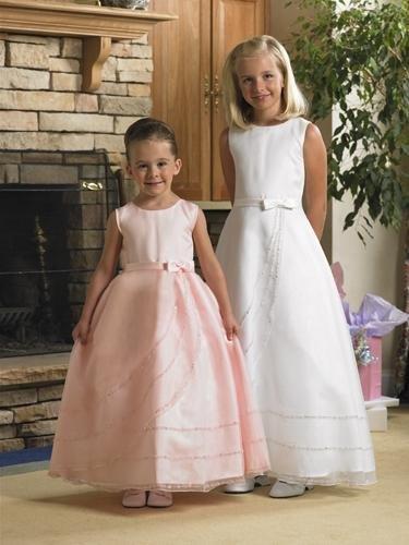 flower girl dress SKU510038