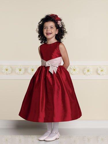 flower girl dress SKU510076