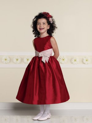 flower girl dress SKU510076
