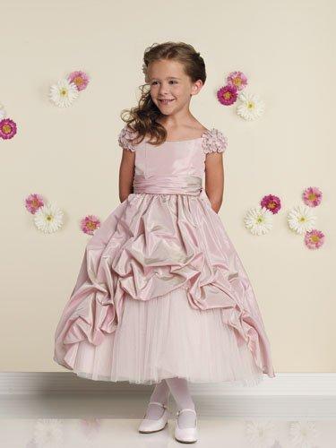 flower girl dress SKU510089